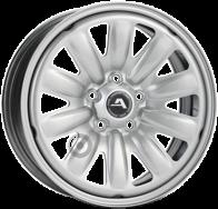 Alcar Stahlräder GmbH - hybrid
