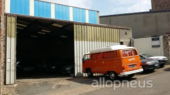 pneu thizy garage grail centre de montage allopneus. Black Bedroom Furniture Sets. Home Design Ideas