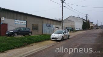 Pneu houdelaincourt garage junker centre de montage for Garage montage pneu