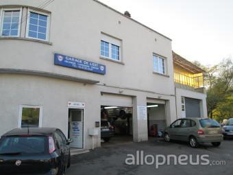 Garage De Lest : Pneu à petite rosselle garage de l est centre de montage allopneus