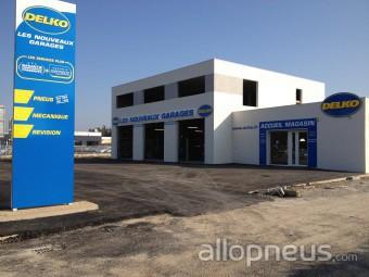 centre montage de pneus Arles