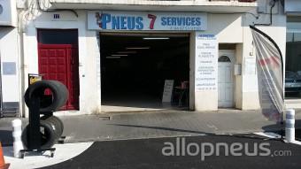 centre montage de pneus SETE