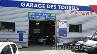 Pneu congenies garage des tourels centre de montage for Garage montage pneu