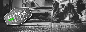 centre montage de pneus AIGUES MORTES