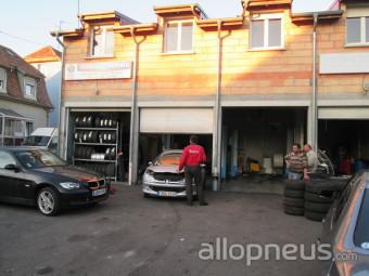 Pneu riedisheim garage teknik centre de montage for Garage montage pneu