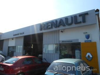 centre montage de pneus COUFOULEUX