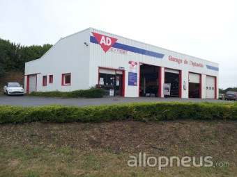 centre montage de pneus COLINEE