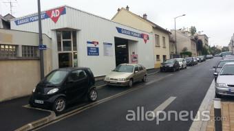 pneu reims garage pommery centre de montage allopneus