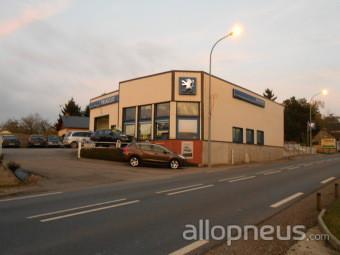 centre montage de pneus ST VICTOR L ABBAYE