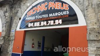 centre montage de pneus