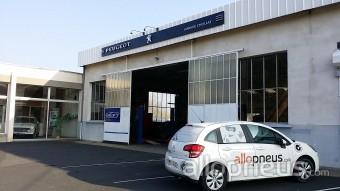 Pneu loubeyrat garage chollat centre de montage for Garage montage pneu