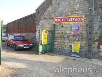 centre montage de pneus FERRIERES