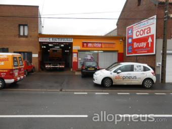 Changement de pneu divion 62460 pas de calais 62 for Garage ad pneu