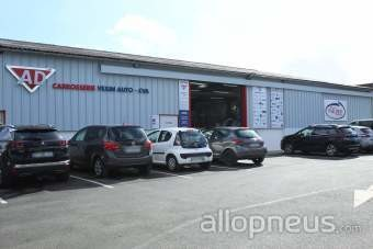 centre montage de pneus MAGNY EN VEXIN