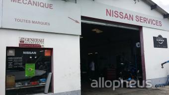 centre montage de pneus MOUSSAC