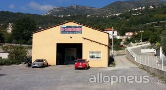 Pneu gattiere id carrosserie centre de montage allopneus for Garage reignier alpes pneus