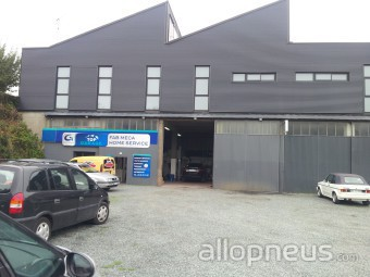 pneu plouagat fab meca top garage centre de montage allopneus. Black Bedroom Furniture Sets. Home Design Ideas