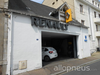 Pneu le mans garage jolly centre de montage allopneus for Garage montage pneu