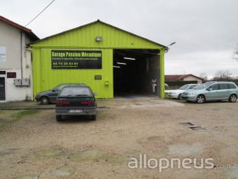 Pneu attignat garage passion mecanique centre de for Garage mecanique 91