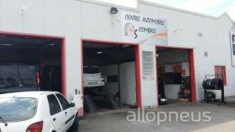 centre montage de pneus ST GELY DU FESC