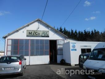 centre montage de pneus MOUGON