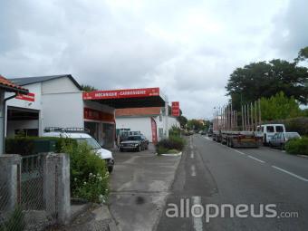 centre montage de pneus SAINT PAUL EN BORN