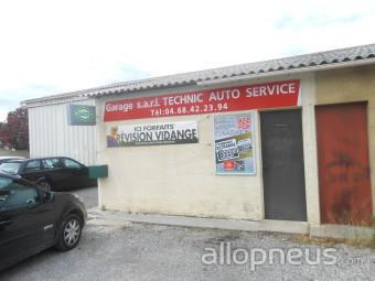 Pneu narbonne technic auto centre de montage allopneus for Garage auto narbonne