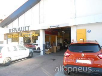 centre montage de pneus PERPIGNAN