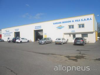 centre montage de pneus BEAULIEU SOUS LA ROCHE
