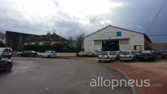 centre montage de pneus Dijon