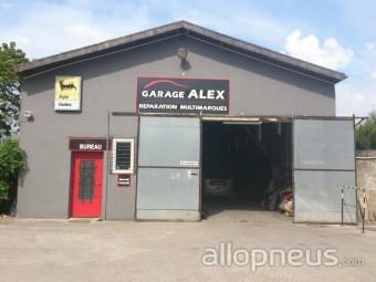 centre montage de pneus TALANGE