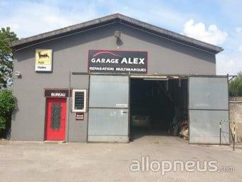 Pneu talange garage alex centre de montage allopneus for Garage montage pneu
