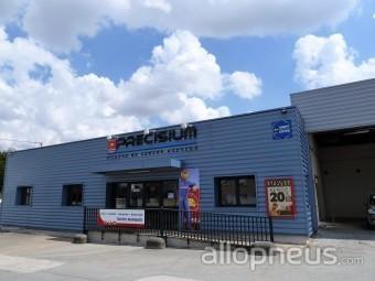 centre montage de pneus DADONVILLE