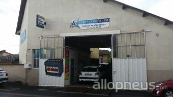 centre montage de pneus COURPIERE