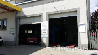 centre montage de pneus MURAT