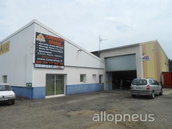 Pneu aire sur l adour tunershop centre de montage for Garage auguchon aire sur l adour