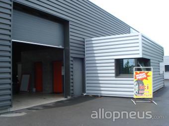 pneu combourg garage philippe automobiles centre de montage allopneus. Black Bedroom Furniture Sets. Home Design Ideas