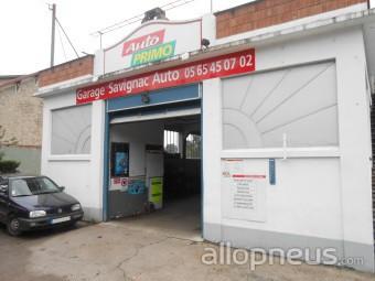 centre montage de pneus VILLEFRANCHE DE ROUERGUE