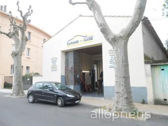 Pneu castelnaudary garage de la gare centre de for Garage de la gare pontault