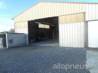 centre montage de pneus CASTELNAU BARBARENS