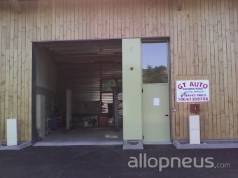 centre montage de pneus Tagolsheim