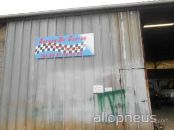 centre montage de pneus FOISSAC