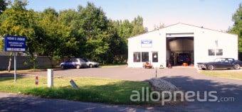 centre montage de pneus ARVERT