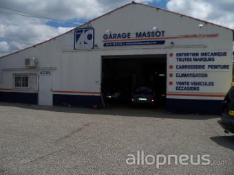 centre montage de pneus AUSSONNE