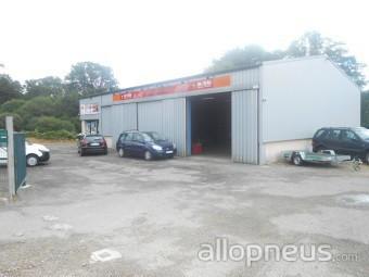 centre montage de pneus LA JONCHERE ST MAURICE