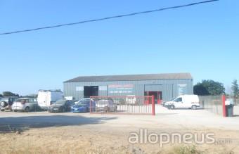 centre montage de pneus ST NAZAIRE D AUDE
