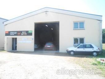 centre montage de pneus Quinsac