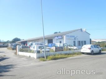 centre montage de pneus MONT DE MARSAN