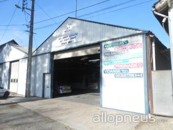 Pneu tonneins garage de la gare centre de montage for Garage de la gare pontault