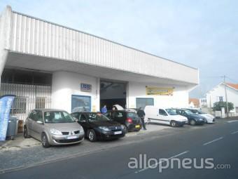 centre montage de pneus PORT DES BARQUES